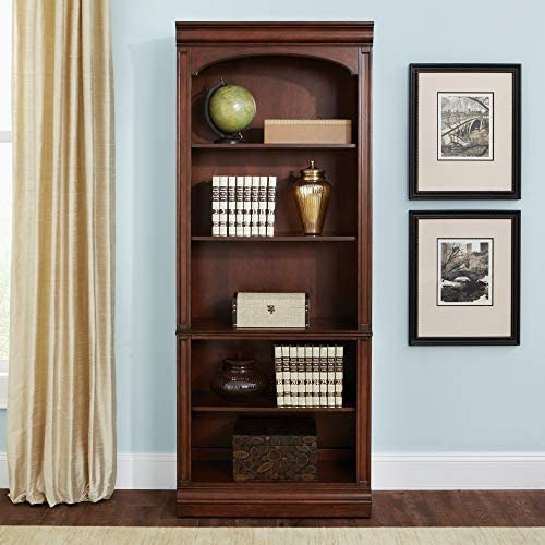 Liberty Furniture Industries Brayton Manor Jr Executive Open Bookcase