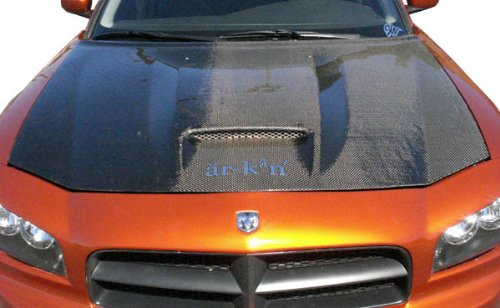 carbon fiber hood charger - 8