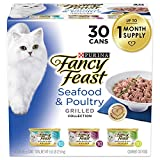 Purina Fancy Feast Grilled Gravy Wet Cat Food