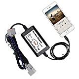 Auxillary Adapter AUX MP3 Adapter Audio Car Digital Music Cd Changer Auto Phone Charger for Ford F-150 F-250 F-350 F-550 Focus Freestyle Fusion Mustang LINCOLN MKX Mercury Milan