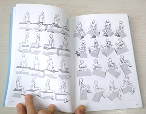 Allpose Book] B_Dynamic poses (for - Import It All