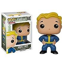 Funko - Figurine Fallout - Vault Boy Pop 10cm - 0849803058531