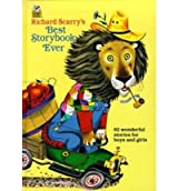 [Richard Scarry's Best Storybook Ever] [by: Richard Scarry]