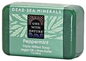 One With Nature Hemp Soap 200 g by One With Nature
