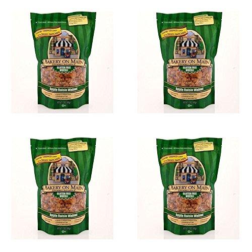 (4 PACK) - Bakery/Om Apple Raisin & Walnut Granola| 340 g |4 PACK - SUPER SAVER - SAVE MONEY