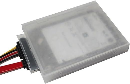 2.5インチ SATAハードドライブ HDD SSDエンクロージャ 外付けディスク・ケース収納ボックス - グレー