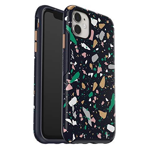 OtterBox SYMMETRY SERIES Case for iPhone 11 - TAKEN 4 GRANITE (DRESS BLUES/TAKEN 4 GRANITE IML)