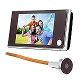Peephole Door Viewer Digital Electronic Wireless LCD Wide 3.5'' Display