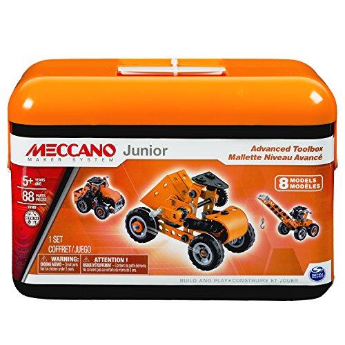 Meccano Junior Advanced Toolbox