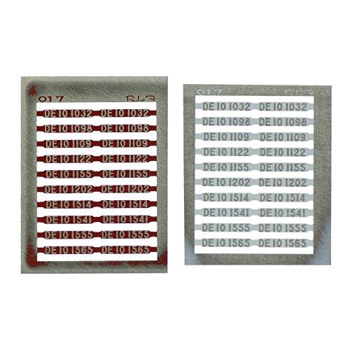 レボリューションファクトリー Nゲージ DE10ナンバー1   RLF017