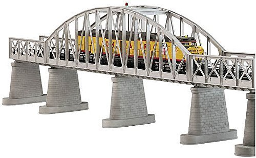 O Steel Arch Bridge, Silver