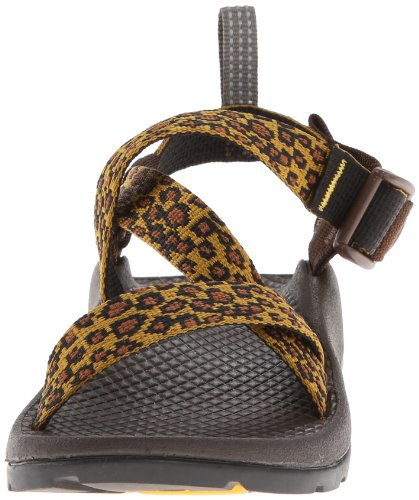 Chaco Z1 Ecotread Dress Sandal (Toddler/Little Kid/Big Kid),Leopard,3 M US Little Kid