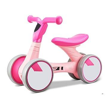 LGLE NiñOs Scooter Balance Bike Car Baby Walker 1-3 AñOs de Edad ...