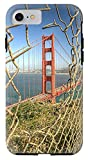 iPhone 8 Case ''Golden Gate Through The Fence'' by Pixels