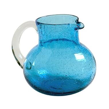 Artland Iris Pitcher, Turquoise