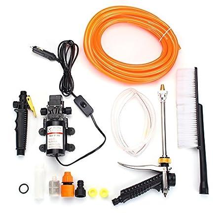 MXBIN Kit de pistola de pulverizador de bomba de lavado de agua ...