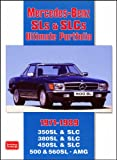 Mercedes-Benz SLs and SLCs, 1971-1989, R. M. Clarke, 1855206773