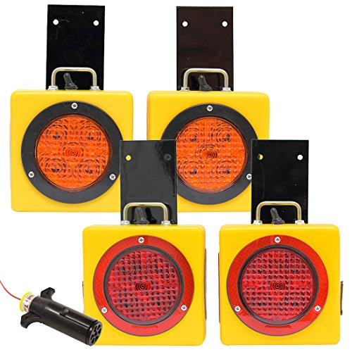 Wireless Led Tow Light Kit in US - 6
