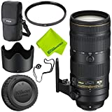 Nikon AF-S NIKKOR 70-200mm f/2.8E FL ED VR Lens Base Bundle