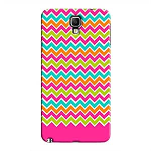 Cover It Up - Jagged Pop Galaxy Note 3 NeoHard Case