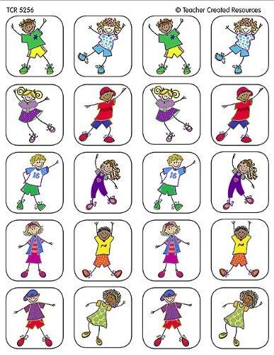 Teacher Created Resources Fantastic Kids Stickers (5256) by Teacher Created (Fantastic Kids Stickers)
