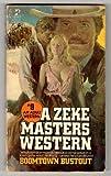 Adult Western, Zeke Masters, 0671426206