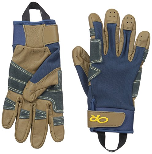 Outdoor Research Direct Route Gloves, Dusk/Coyote, ()