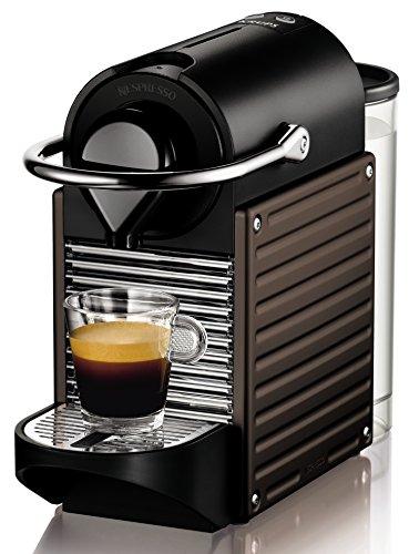 Nespresso-Pixie-Dark-Brown-XN3008-Krups-Cafetera-monodosis-19-bares-Apagado-automtico-Sistema-calentamiento-rpido-Color-marrn-oscuro