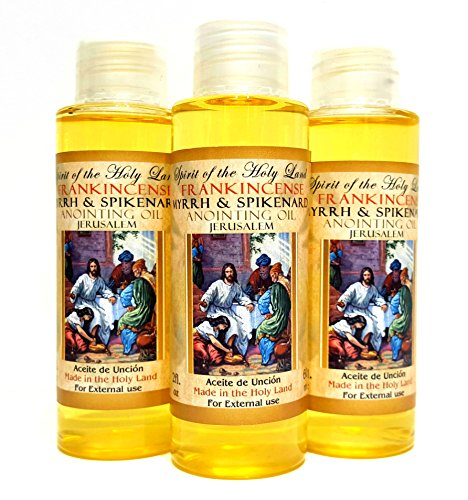anointing olive oil - 9