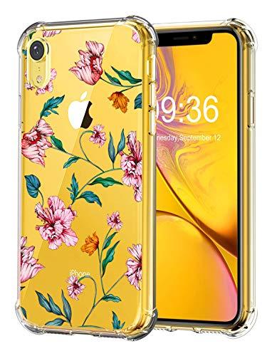 Clear cute phone case