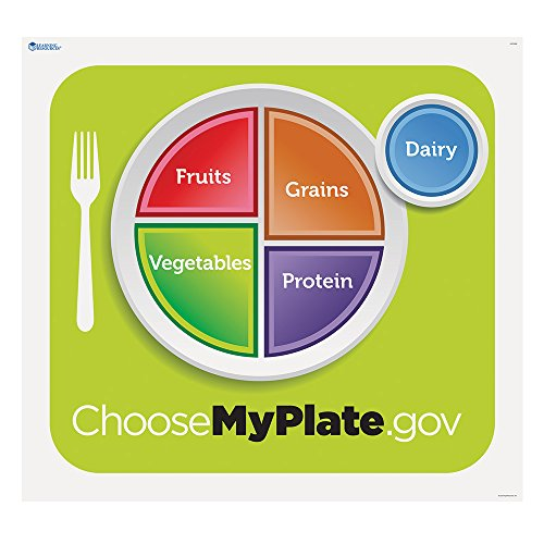 Learning Resources Healthy Helpings Myplate Activity -