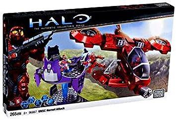 Mega Bloks - Halo Wars - UNSC Hornet Attack - Attaque du Hornet de l