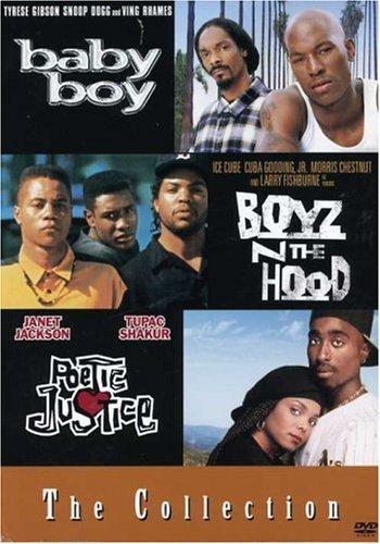 Boyz 'N the Hood, Baby Boy, Poetic Justice Box Set