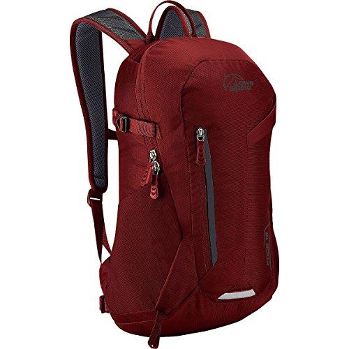 LOWE ALPINE EDGE II 18 BACKPACK (AUBURN) (Nylon Backpack Alpine)