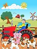 Old MacDonald Had a Farm- Nursery Rhymes Video