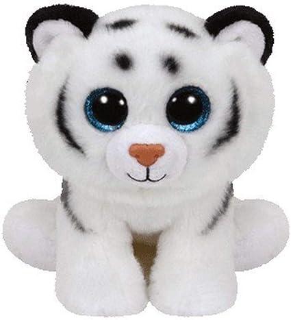 Alaska Stuffed Animals, Amazon Com Ty Beanie Babies Tundra White Tiger Toys Games