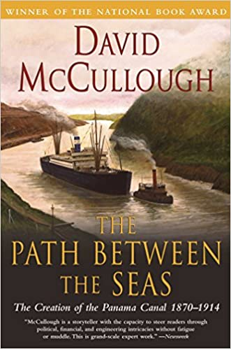 Image of the book cover The Path Between the Seas
