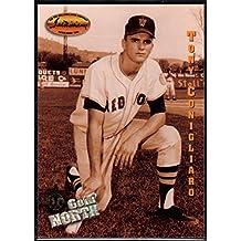 Baseball MLB 1994 Ted Williams #137 Tony Conigliaro Red Sox