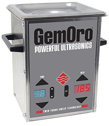 GemOro 2QT SS Ultrasonic - Digital by GG-Gemoro