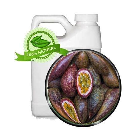 Passion Fruit Seed Oil - (Passiflora edulis, Maracuja) - 32oz - Virgin, Cold-pressed, Super Moisturizer, Anti-wrinkle, Antioxidant