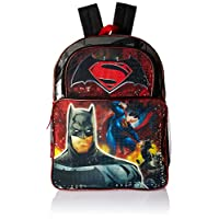 Batman mojar v /s Superman Cargo Backpack, 16 ""