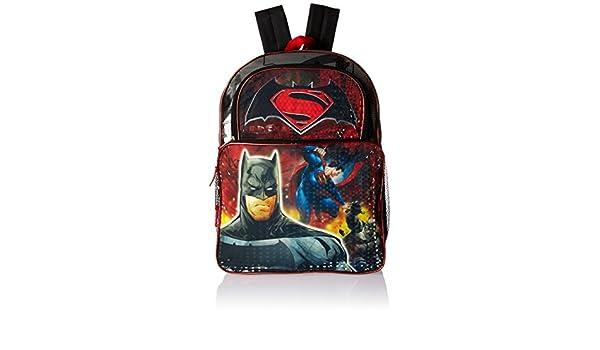 7c5f25f182 Backpack - Batman vs Superman 16