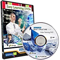 Easy Learning Learn Advanced Revit Structure 2014 Video Training (DVD)