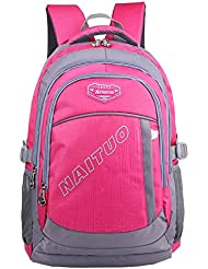 Gaintteam Heavy Duty Strong Students Book Bag School Backpack for Boys Girls