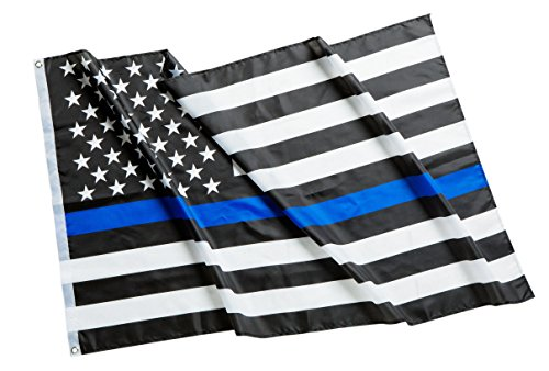 american us polyester police flag