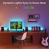 Smart LED Strip Lights, Govee RGBWW WiFi Light