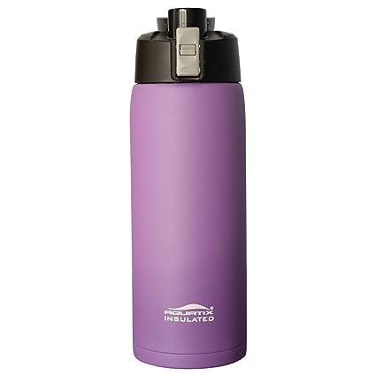 Amazon.com: aquatix (púrpura, 21 onza) Pure doble pared ...