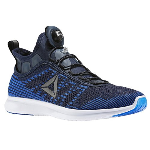 Zapatillas De Running Reebok Hombres Pump Plus Ultk Vital Blue / Night Navy / White
