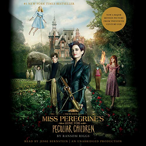 Miss Peregrine's Home for Peculiar Children (Movie Tie-In Edition) (Miss Peregrine's Peculiar Children)]()