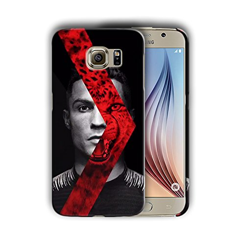 Hard Case Cover with Sport design for Samsung phone models (ron4) (Galaxy S5) (Galaxy S5 Case Manchester United)